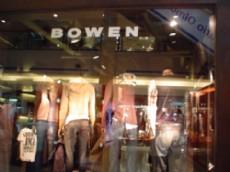 Local de Bowen.