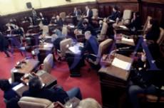 Un nuevo plenario se desarroll�, esta vez, sin grandes pol�micas ni chicanas. (Foto: archivo)