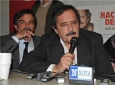 El acuerdo de la lista que lidera Uriarte apoya la postulaci�n de Ricardo Alfons�n para presidir el Comit� Provincia.