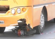 El tr�gico accidente  se registr�  en la intersecci�n del camino Presidente Per�n y Bossinga. (Foto: Ilustrativa)