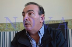 Oscar Vaudagna, precandidato a intendente de La Plata por el massismo. (Foto archivo: NOVA)