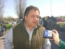 Miguel Forte, referente moyanista en La Plata. Quiere volver a ingresar al Concejo Deliberante.