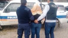 Un hombre y una mujer fueron detenidos en las �ltimas horas por la Polic�a acusados de integrar una organizaci�n delictiva dedicada a realizar estafas reiteradas a compradores de inmuebles en La Plata.