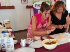 En esta oportunidad, se llevar� a cabo el 5� encuentro del a�o, d�nde la actividad protagonista es el taller de cocina a cargo de la reconocida chef, Silvina Rumi.