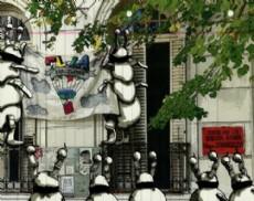 Casa por los Derechos Humanos �Hermanos Zaragoza� (53 3 y 4).