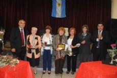 El evento fue presidido por el representante de la Fundaci�n Mileniun, Dr. Carlos Santalla y por el titular del cuerpo deliberativo local, �ngel Celi.