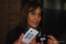 La diputada nacional por el Frente Renovador, Mirta Tundis.