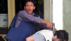 Los delincuentes  emprendieron la huida, pero no lo hicieron solos. Consigo se llevaron a dos personas tomadas como rehenes, quienes fueron liberadas a los pocos minutos. (Foto: Ilustrativa)