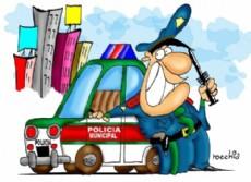 Este jueves se desarroll� la audiencia p�blica en donde los vecinos de La Plata pudieron impugnar los antecedentes del dirigente de la Asociaci�n Comercial de Los Hornos, Jorge Campostrini.(Dibujo: NOVA).