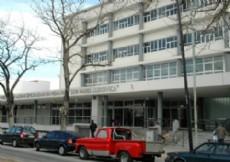 El bebe fue derivado al Hospital de Ni�os Sor Maria Ludovica, luego de las graves lesiones recibidas producto de las violentas golpizas.