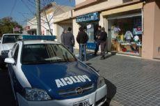 Imagen ilustrativa. La polic�a logr� dar con los malvivientes en la zona de 121 y 80.