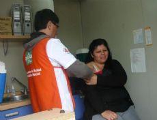 La Municipalidad contin�a con los habituales operativos sanitarios en varios puntos de la Ciudad.