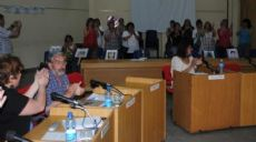 El proyecto de ordenanza fue presentado por el intendente, Hern�n Yzurieta.