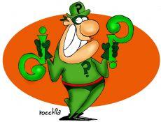 El Acertijo de NOVA (Dibujo de Fernando Rocchia)