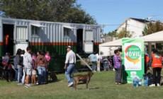 La Municipalidad M�vil de La Plata llegar� a la calle 184 y 35 de Lisandro Olmos.