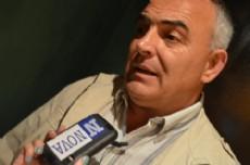 �ngel Celi, presidente del Honorable Concejo Deliberante de Berisso.(Foto:NOVA).