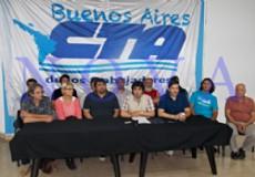 Octavio Miloni de ADULP es el candidato por la lista de la CTA oficialista para la regi�n que comprende los distritos de La Plata, Berisso, Ensenada, Magdalena y Punta Indio. (Foto: NOVA).