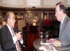 El doctor Rebollo ser� entrevistado por Oscar Vaudagna.