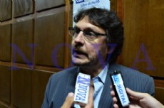 El reconocido historiador Felipe Pigna, con respecto a las elecciones que se avecinan en 2015, sostuvo: �Por ahora es una gran interna peronista, pero vamos a ver qu� pasa�. (Foto: NOVA).
