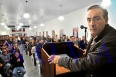 Oscar Vaudagna, precandidato a intendente por el massismo. (Foto: Roger Amodio)
