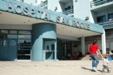 Hospital bonaerense San Roque de Gonnet.