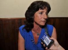 Vilma Ripoll, candidata a vicepresidenta por el MST-Nueva Izquierda. (Foto archivo: NOVA).